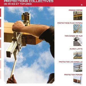 Protections collectives de rives & de toitures